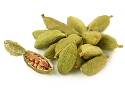Cardamome graines